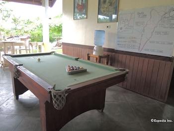 Moalboal Beach Resort Billiards