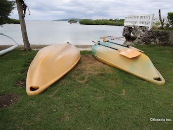 Moalboal Beach Resort Boating