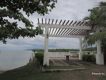 Moalboal Beach Resort Property Grounds