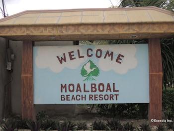 Moalboal Beach Resort Exterior detail