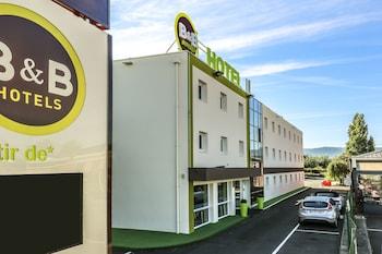 tarifs reservation hotels B&B Hôtel Clermont Ferrand Sud Aubière