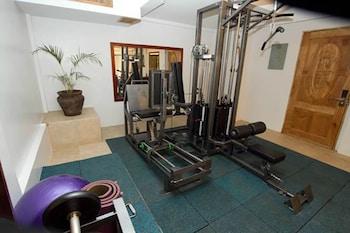 Ambassador In Paradise Resort Boracay Fitness Facility