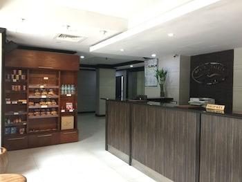 Golden Valley Hotel Cebu Reception