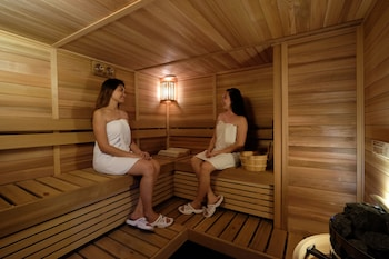 Golden Prince Hotel Cebu Sauna