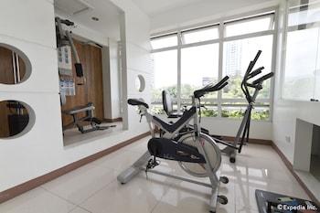 Wellcome Hotel Cebu Gym