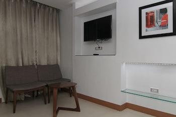 Wellcome Hotel Cebu Living Area