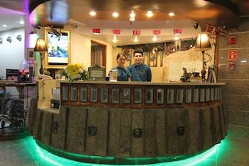 Wellcome Hotel Cebu Reception