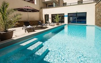 tarifs reservation hotels Résidence Lagrange Vacances Les Patios Eugénie