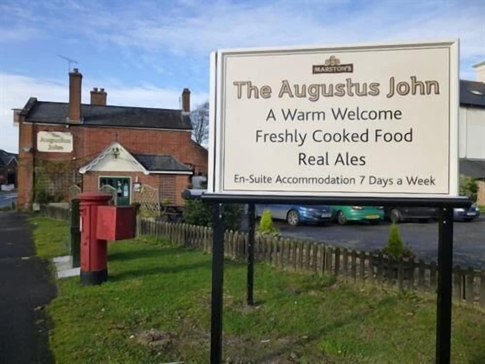 The Augustus John