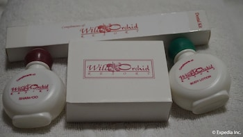 Wild Orchid Resort Subic Bathroom Amenities