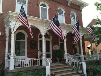Baert Baron Mansion in Holland, Michigan