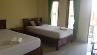Deluxe Twin Room, 2 Twin Beds, Garden View
