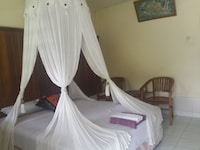 Standard Double Room, 1 Double Bed, Bathtub, Mountain View