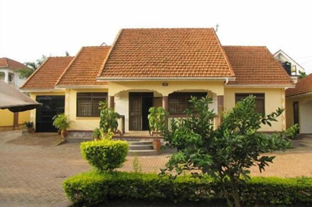 The Lodge Kampala