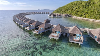 Huma Island Resort & Spa Coron Guestroom View