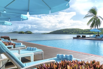 Huma Island Resort & Spa Coron Outdoor Pool