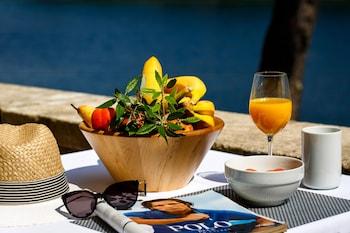 Waterman Milna Hotel & Marina - Adults only - Restaurant  - #0