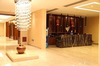 Shanghai Jing Yue Hotel International Aviation - Restaurant  - #0