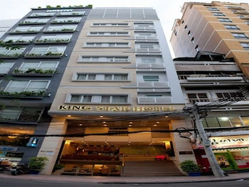 King Star Hotel Thai Van Lung - Hotel Front  - #0