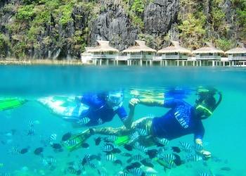 Pangulasian Island El Nido Sports Facility