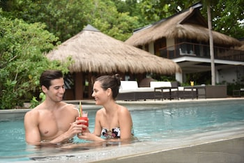 Pangulasian Island El Nido Outdoor Pool