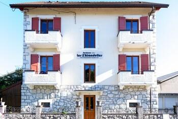 tarifs reservation hotels Les Z'hirondelles