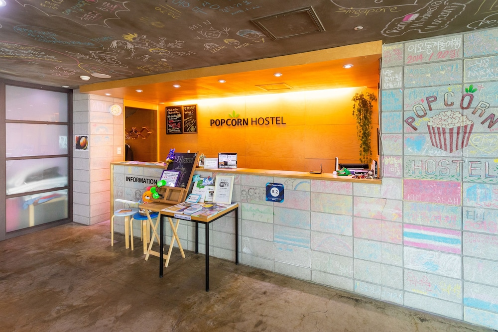 Popcorn Hostel Haeundae