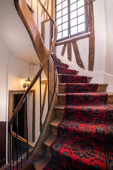 Hôtel du Lys - Staircase  - #0