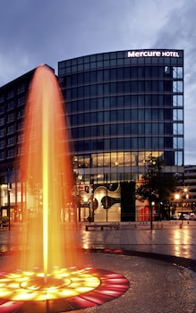 tarifs reservation hotels Mercure Clermont Ferrand Centre Jaude