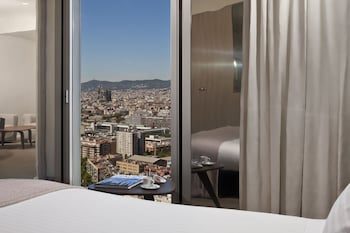 The Level At Melia Barcelona Sky