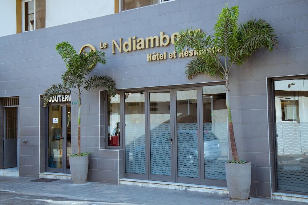 Le Ndiambour Hôtel et Résidence
