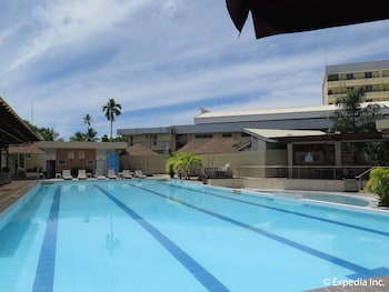 Big 8 Corporate Hotel Davao Outdoor Pool