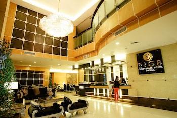 Big 8 Corporate Hotel Davao Reception