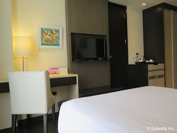 Home Crest Hotel Davao Guestroom