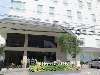 Home Crest Hotel Davao Hotel Front