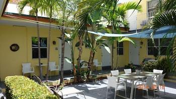 Ocean Inn - Courtyard View  - #0