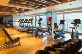 Marco Polo Ortigas Manila Fitness Facility
