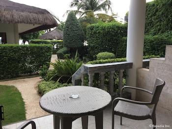 Linaw Beach Resort Bohol Terrace/Patio