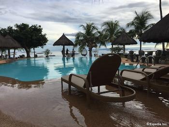 Linaw Beach Resort Bohol Outdoor Pool