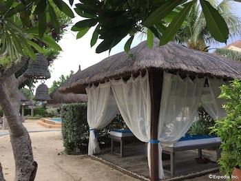 Linaw Beach Resort Bohol Treatment Room
