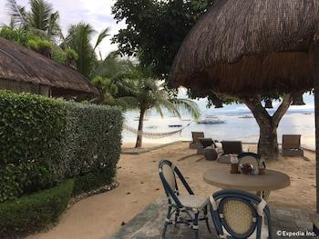 Linaw Beach Resort Bohol Outdoor Dining