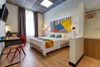 拉達蒂卡中央色彩飯店