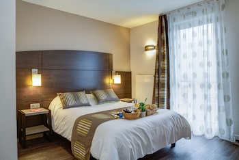 tarifs reservation hotels The Originals Boutique, Hôtel Arianis, Sochaux