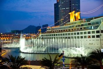 深圳鴻隆明華輪酒店