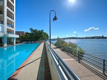 Goldsborough Place Apartments - Pool  - #0