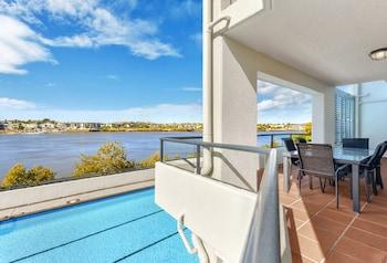 Goldsborough Place Apartments - Balcony  - #0