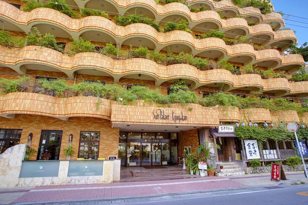Hotel Sunpalace Kyuyoukan
