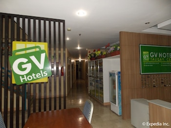 Gv Hotel Talisay City Lobby Sitting Area