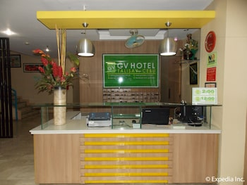 Gv Hotel Talisay City Reception