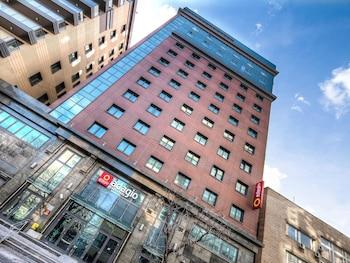 阿達吉奧莫斯科帕維利特斯卡亞公寓飯店
